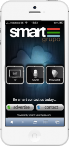 Grupo Smart - Smart Fusion App